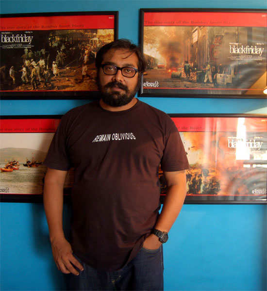 I want to retire on a yacht & go diving before the world is destroyed: Anurag Kashyap