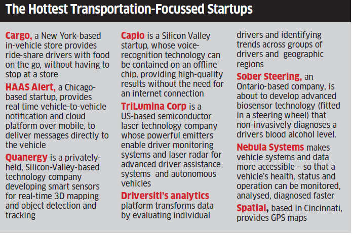 Auto companies turn to startups for better ideas - The Economic Times