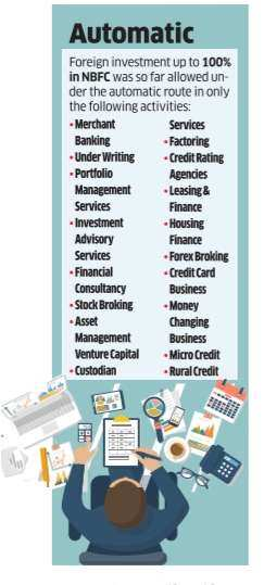 New FDI norms may open vaults for fintech companies
