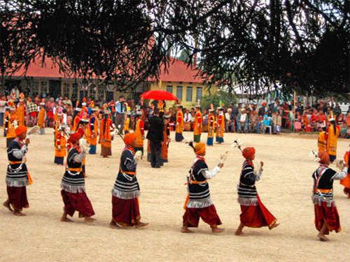 Sweet November: Head to Nongkrem festival in Shillong or Mask dance festival in Ladakh