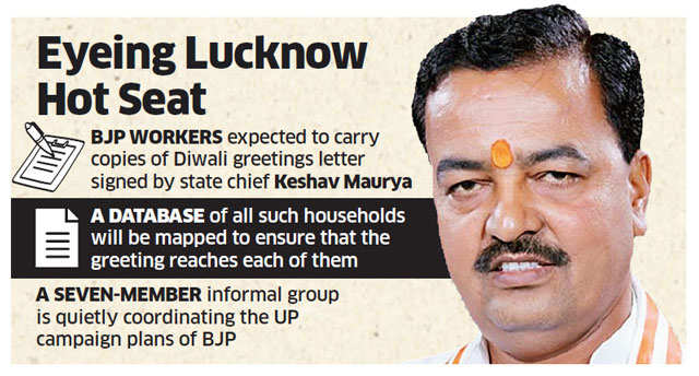 If you are a soldier from UP, BJP will soon contact your family