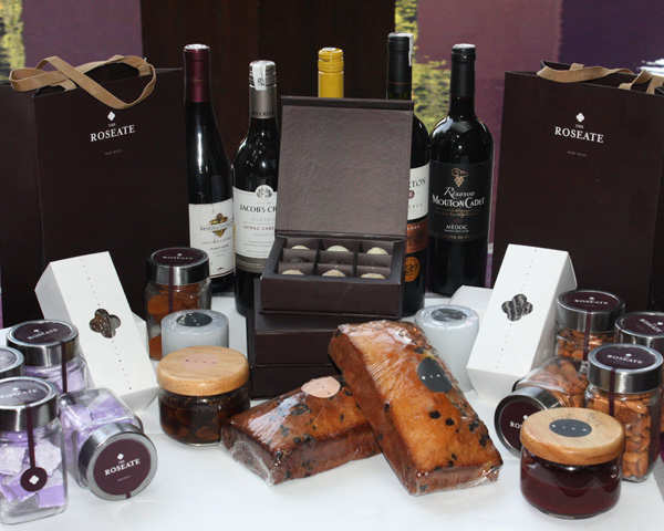 The Roseate's exquisite Diwali gift hampers are sure to wow anyone
