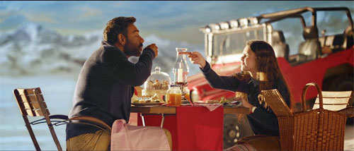 'Shivaay' review: An action fest, thanks to Ajay (director) Devgn