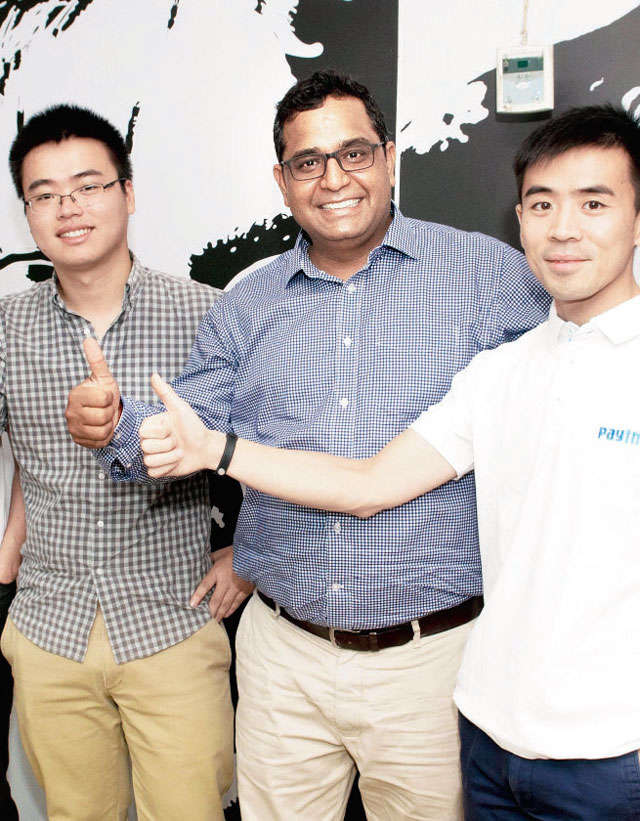 Alibaba staff from China working on Paytm 'integration'