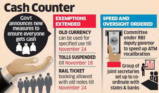 Plugging the gaps! Government banks on fresh steps to ensure any