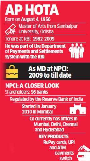How AP Hota created Amul of Indian finance