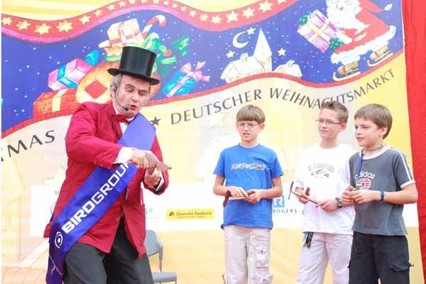 Yuletide cheer: The German Christmas Market returns to Delhi