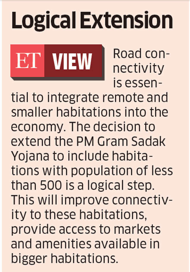 In Atal's footsteps: PM Modi to extend village roads to hamlets