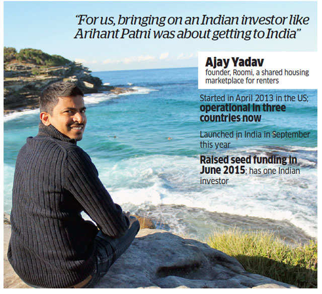 Startups with global operations attract funds from Indian venture capital firms