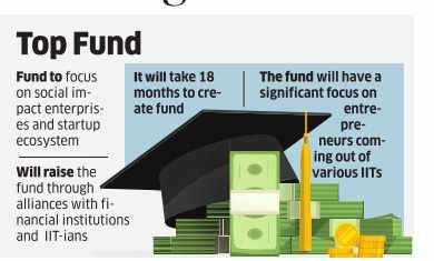 IIT alumni will have Rs 1,000 crore for your big idea soon