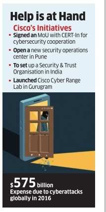 Cisco signs deal with CERT-In to man the doors at Digital India