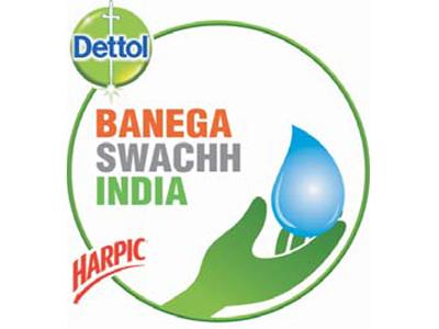 Reckitt Benckiser 'Dettol Banega Swachh India'