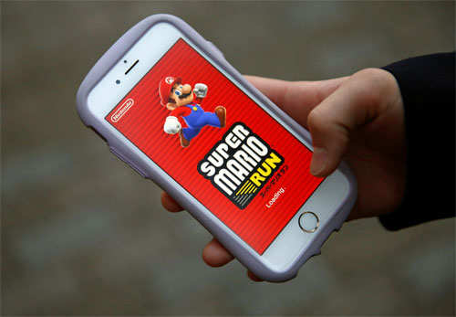 Super Mario Run no longer highest-grossing app in any country