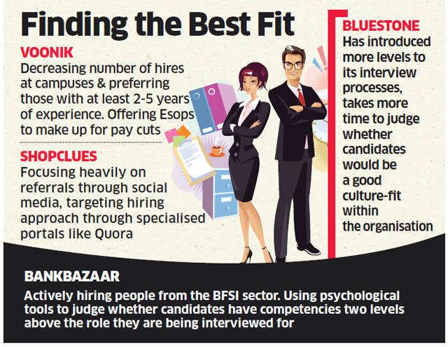 Startups rework hiring strategies to draw talent