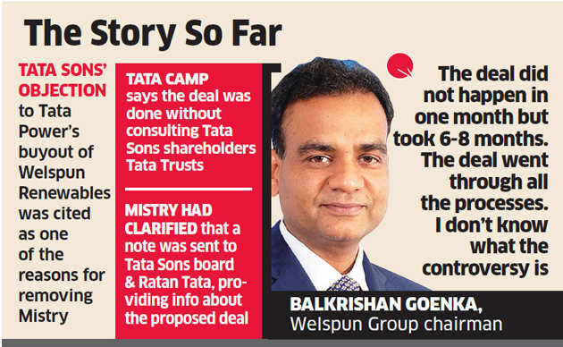 Don't know what's controversial about Welspun deal: Balkrishan Goenka
