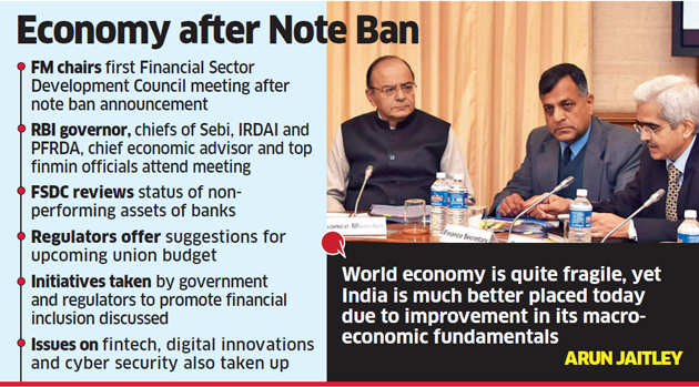 Eliminating shadow economy to have positive impact on GDP: Arun Jaitley