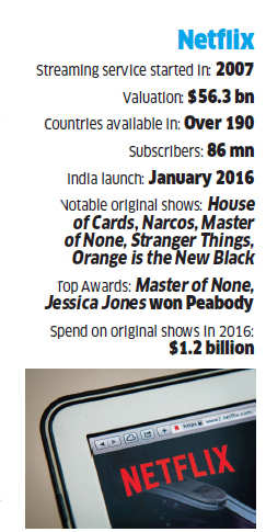 Netflix vs Amazon: The battle to attract viewers with original content set to intensify in India