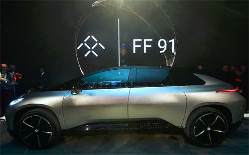 CES 2017: Faraday Future FF91 to the Lego Boost, here are 9 game-changers