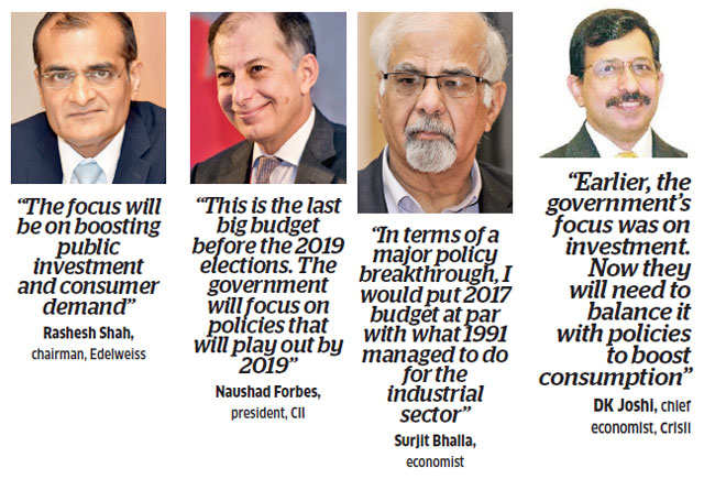Union Budget on February 1 will be like no other