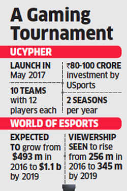 In an India going digital, sports too takes an e-turn