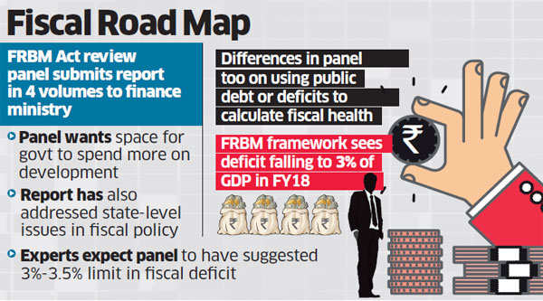 FRBM review panel seeks more fiscal space for government to increase spend on development