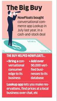 NowFloats raises $10 million in a Series-B round