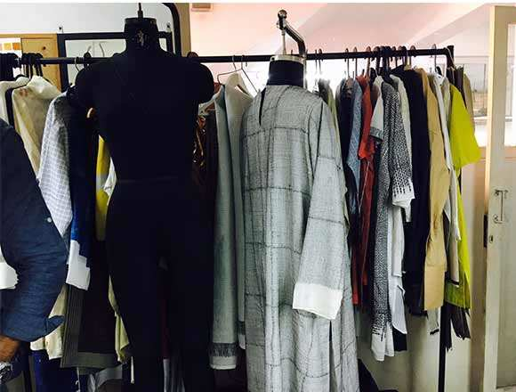 Handloom sarees are no longer just the grandmother's attire: Designer Rakesh Thakore