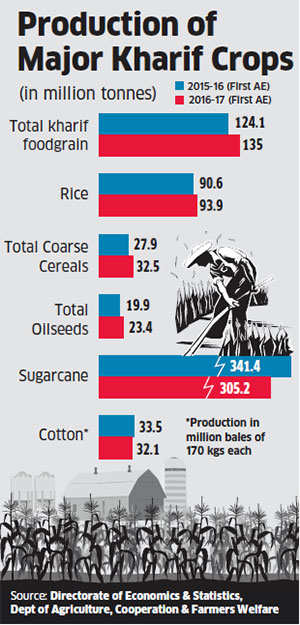 Economic Survey: Agricultural growth to accelerate to 4.1% from 1.2% last fiscal