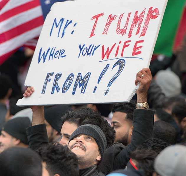 Why you shouldn't be surprised at Donald Trump's new immigration policy