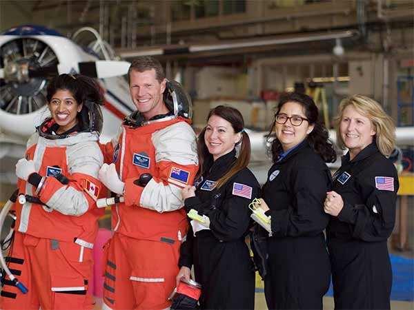 Shawna Pandya shuts down NASA rumours: Not going to space, not an Opera singer