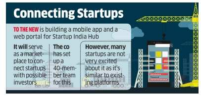 Digital tech firm TO THE NEW to build marketplace for startups & VCs; beats TCS, EY & KPMG