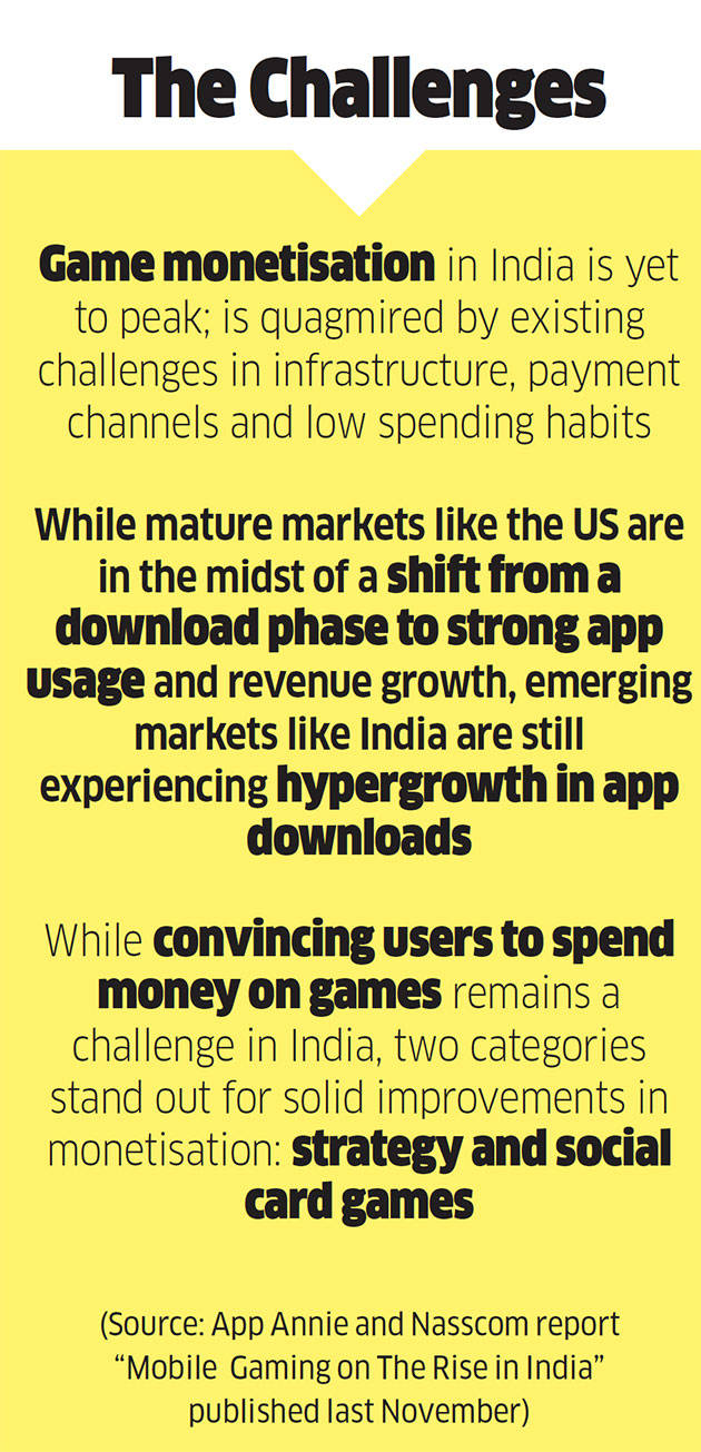 How traditional card games such as poker, rummy and teen patti have taken the mobile gaming industry by storm