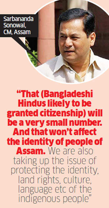 Centre may roll out red carpet for Bangladeshi Hindus but at the cost of Assam's identity