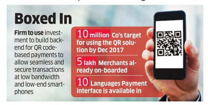Paytm invests Rs 600 crore to take QR to sellers