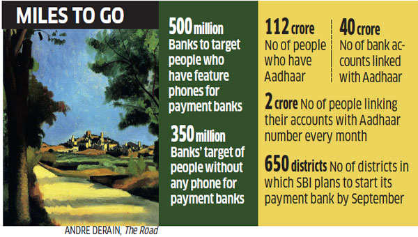 Can you send and receive money without a bank account? Aadhaar will make that possible