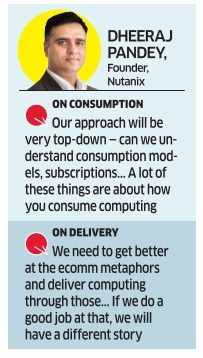 Indian companies need to modernise cloud infra to compete