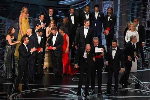 Oscar 2017: Warren Beatty's son Stephen Ira defends his father's 'La la' goof-up