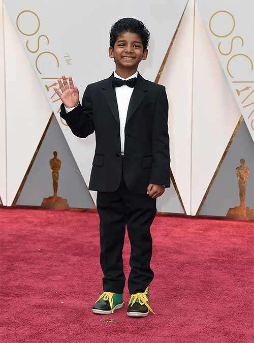 #Oscars2017: No trophy, but Mumbai kid Sunny Pawar floors Hollywood