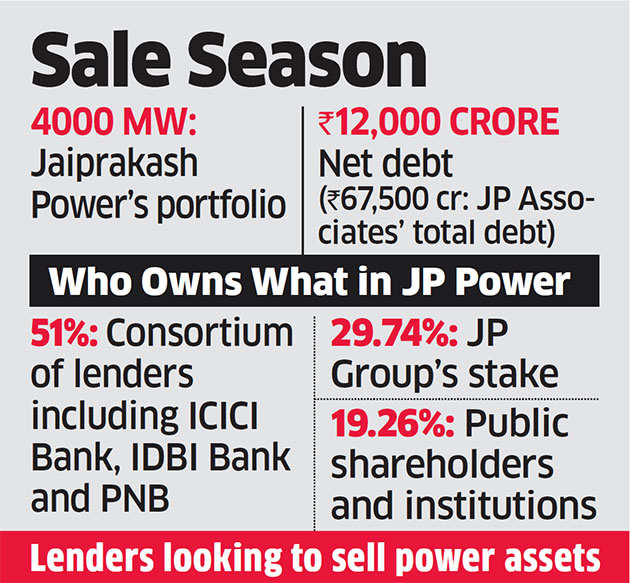 Brookfield Asset Management in talks with Jaiprakash Power's power assets