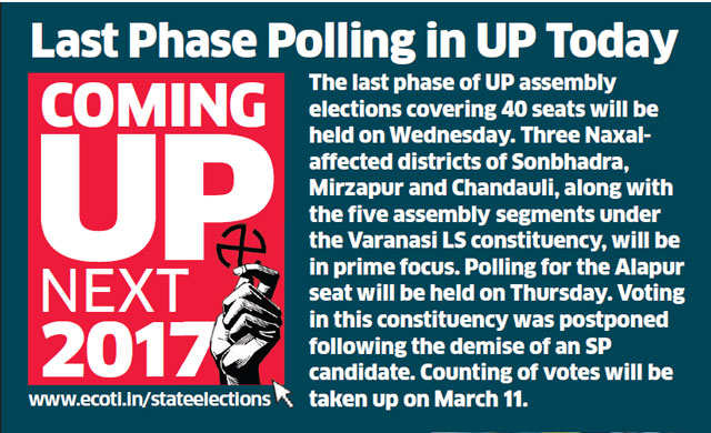 UP elections 2017: Many threads of thoughts for March 8 in Varanasi bylanes