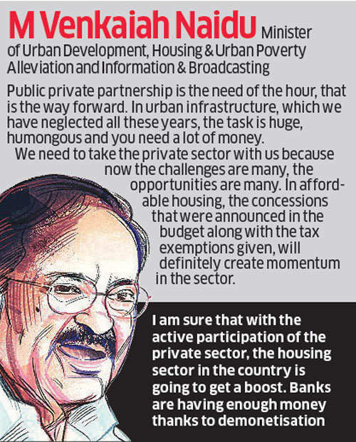 Smart cities need a smart leadership: M Venkaiah Naidu