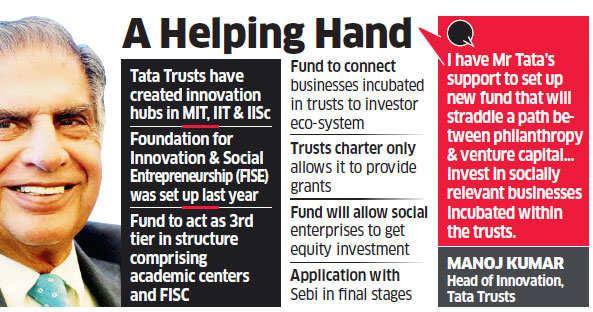 Tatas set to place trust in social enterprises