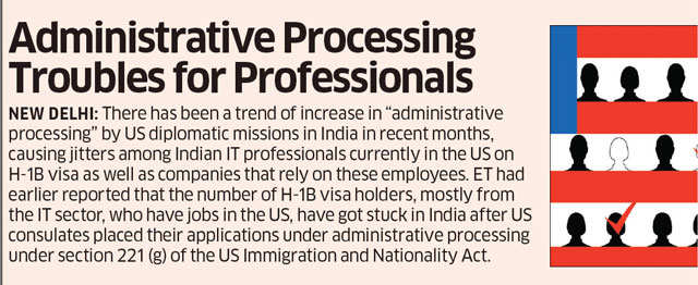 Temporary relief as US relooks H-1B visa rules