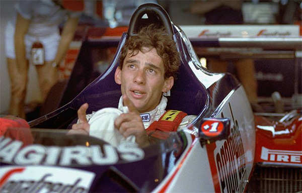 From Ayrton Senna to Princess Diana, remembering legends who lost their lives in the fast lane