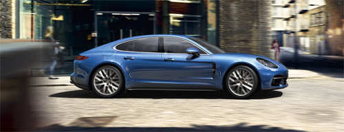 Porsche launches all-wheel drive Panamera Turbo at Rs 1.93 cr