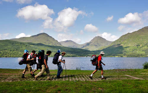 These 6 adventure activities in Scotland will make your summer the best vacation ever!