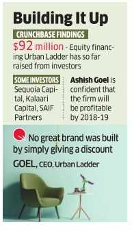Single-brand retail licence critical to our survival: Urban Ladder CEO