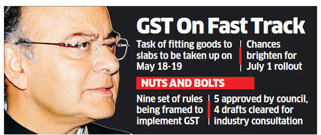 GST Council clears bulk of rules for new tax regime