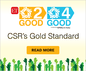CSR Gold Banne