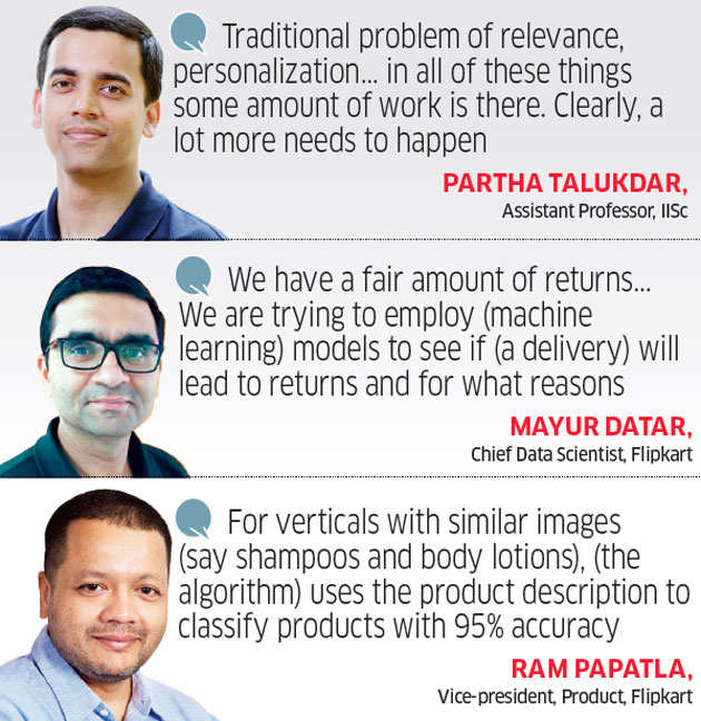 Flipkart plans to use artificial intelligence and make online purchase akin to offline buying experience